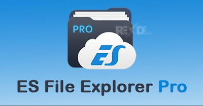 ES File Explorer/Manager PRO Apk (paid) for Android