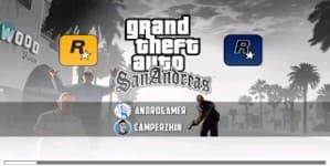 تحميل لعبة gta san andreas للاندرويد 200mb من ميديا فاير