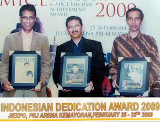 Peraih Penghargaan Indonesian Dedication Award