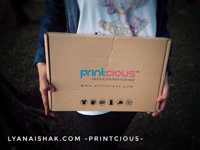 lyana ishak , Menyesal Pilih Design Baju di Printcious.com , hadiah secara online , t-shirt berkualiti di Printcious , hadiah menarik di Printcious , Design t-shirt pilihan dengan citarasa sendiri , t-shirt menarik di Printcious , servis dan kualiti terbaik di Printcious , printcious gifts