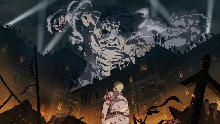Finałowy sezon Shingeki no Kyojin