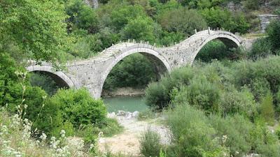 Πρόταση για πρόγραμμα διάσωσης των πέτρινων γεφυριών σε Ζαγόρι