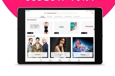 Showroomprive app