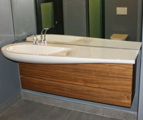 Toronto Modern Bathroom Sink