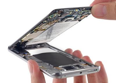 thay mat kinh Galaxy S6 Edge gia bao nhieu tai maxmobile