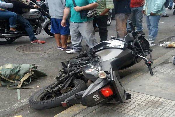 Asesinaron a funcionaria de la PNB en San Martín durante un atraco