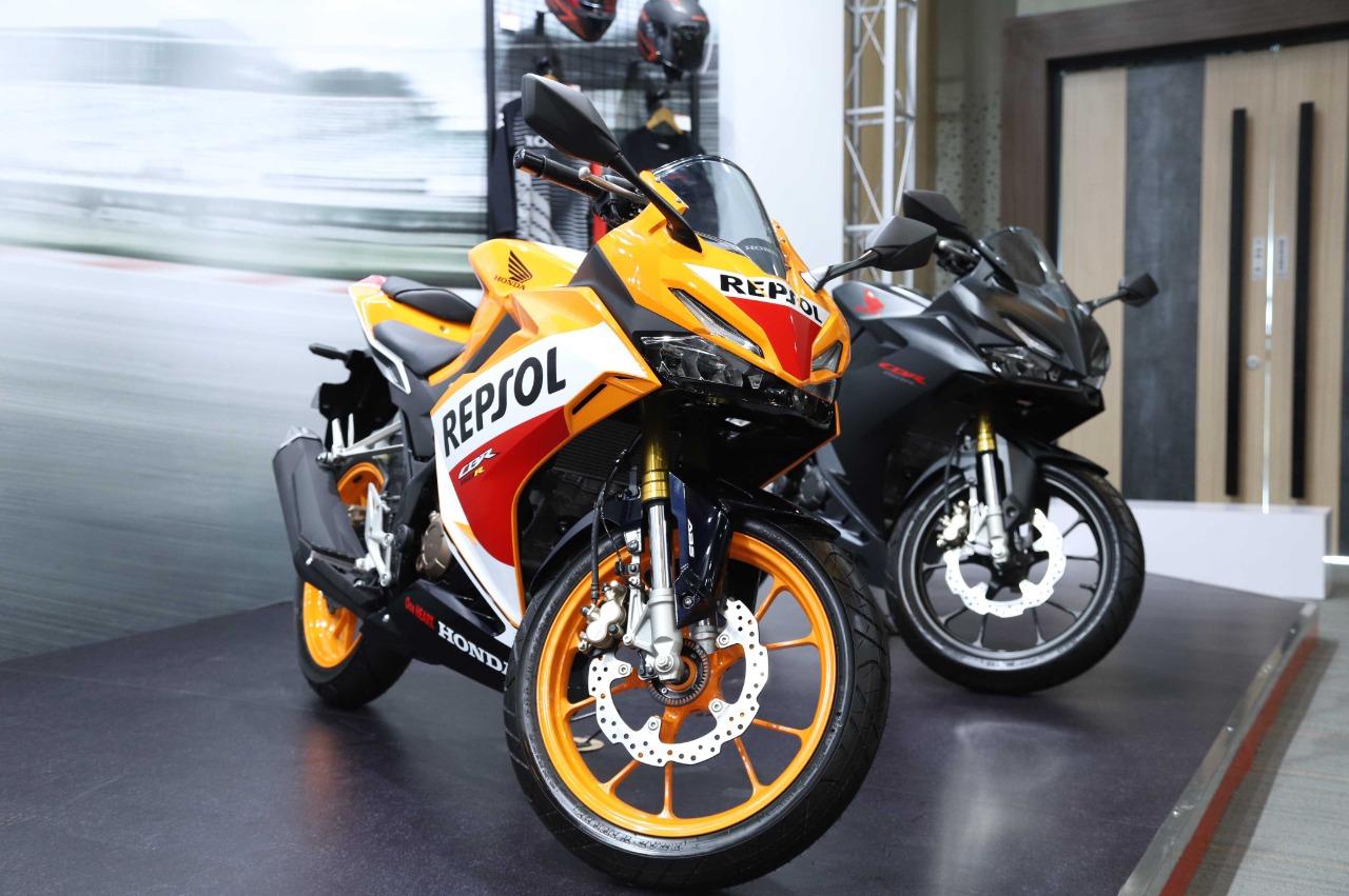 Penuh Daya Tarik, All New CBR150R Pilihan Terbaik Penggemar Sepeda Motor Sport