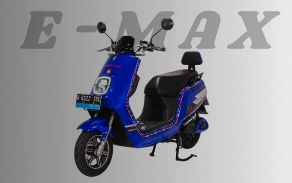 Motor Listrik Indonesia