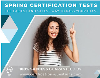 best Spring Professional exam Certification Dumps