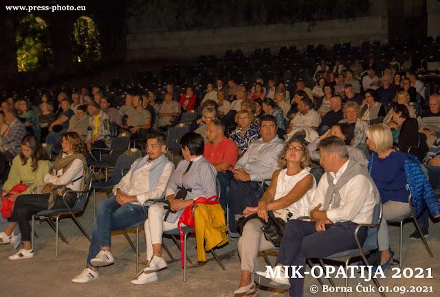 57.Melodije Istre i Kvarnera Opatija 01.09.2021