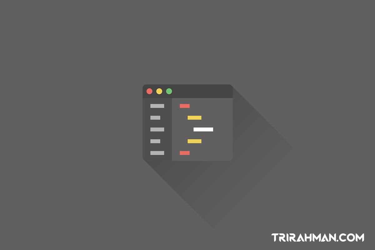 Rekomendasi Code Editor Untuk Programming di Komputer