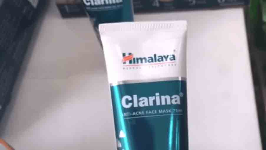 Himalaya Clarina Anti Acne Cream In Hindi