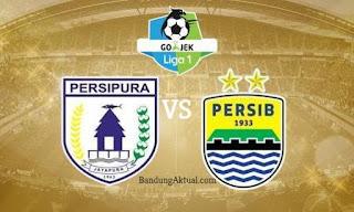 Persipura vs Madura United