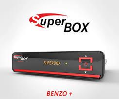 SUPERBOX BENZO+ NOVA ATUALIZAÇÃO MODIFICADA FIX TP 58W - 12/08/2017