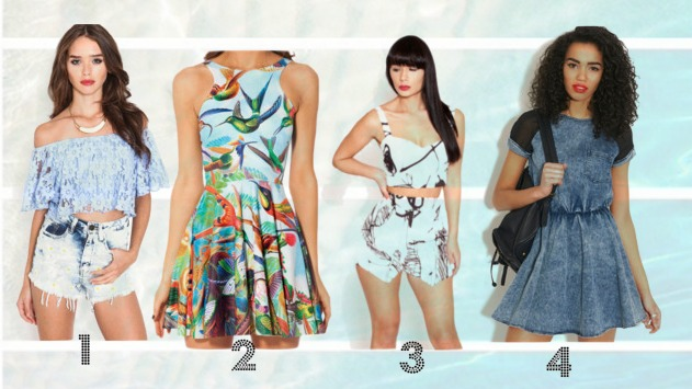 Sheinside.com Summer Fashion Wishlist