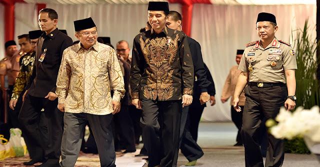 70,9% Warga Indonesia Puas dengan Pembangunan, Jokowi: Mari Bekerja Lebih Keras!
