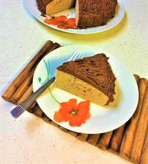 Blended Paleo Vanilla Plantain Cake (Gluten-free, Sugar-Free, Dairy-Free, Plant-Based, Vegan) 3.jpg