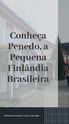 Conheça Penedo, a pequena Finlândia brasileira