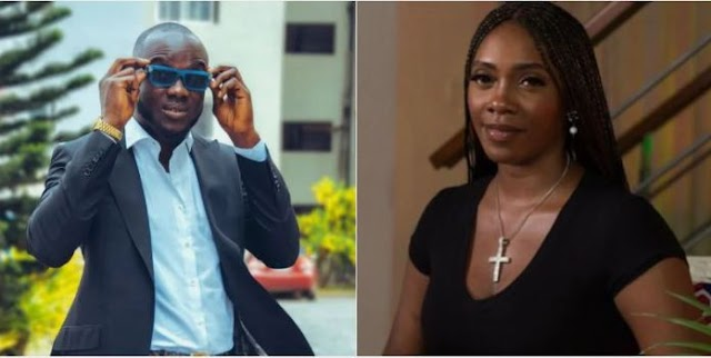 "Davido's Henchman, Obama DMW 'Impregnates Top Female Celebrity"" And Nigerians Believes It Is Tiwa Savage"