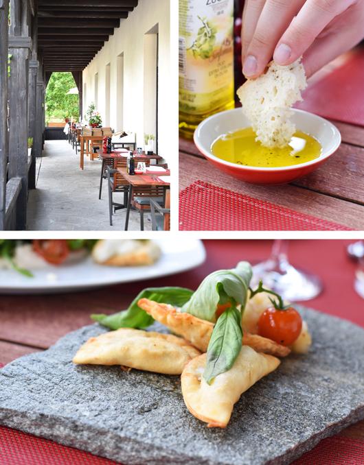 O'Vino - richtig gut italienisch essen in Bad Saarow