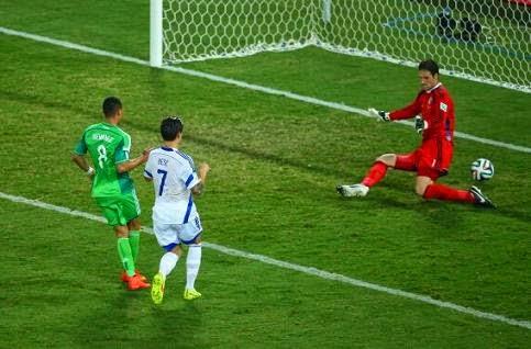 nigeria beats bosnia
