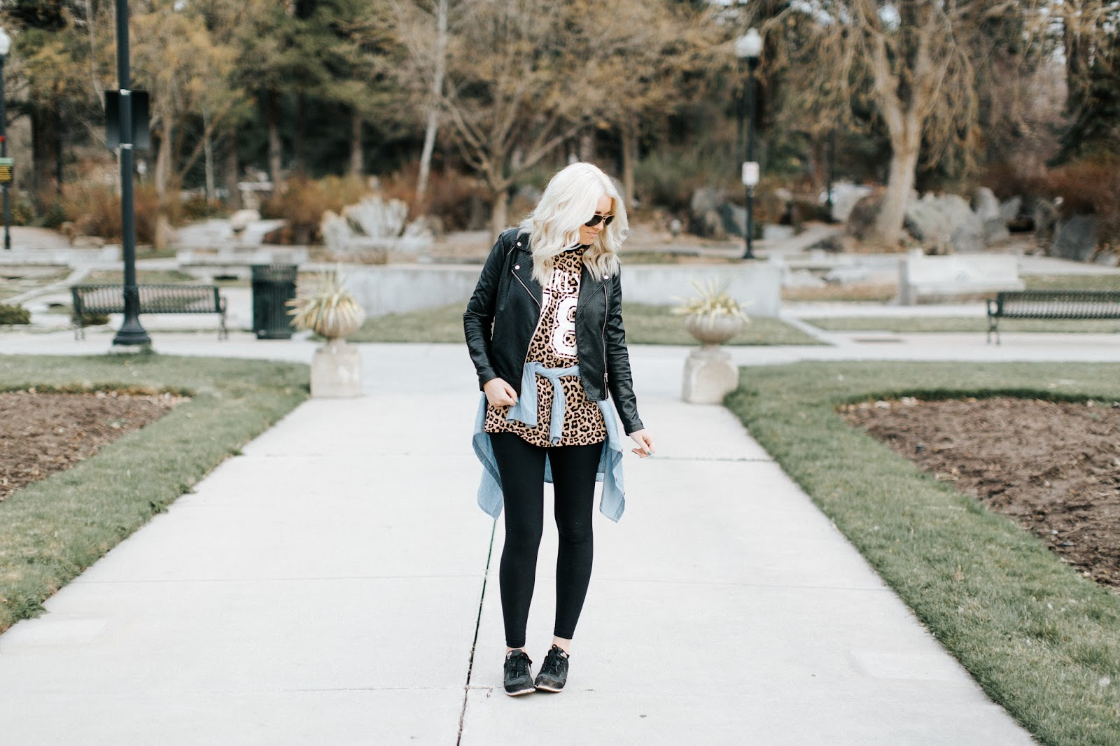Utah Fashion Blogger, Casual Outfit, H&M