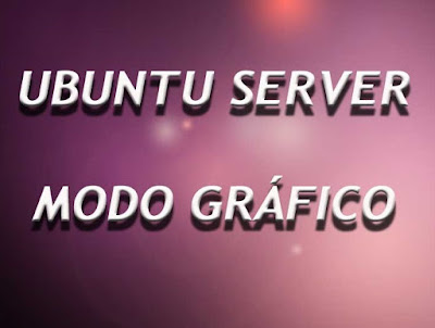 install ubuntu desktop on server