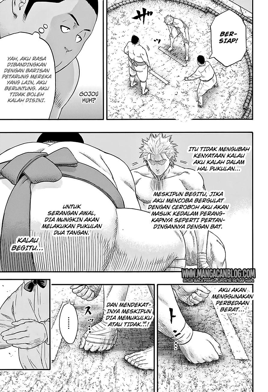 Hinomaru Zumou Chapter 140-10