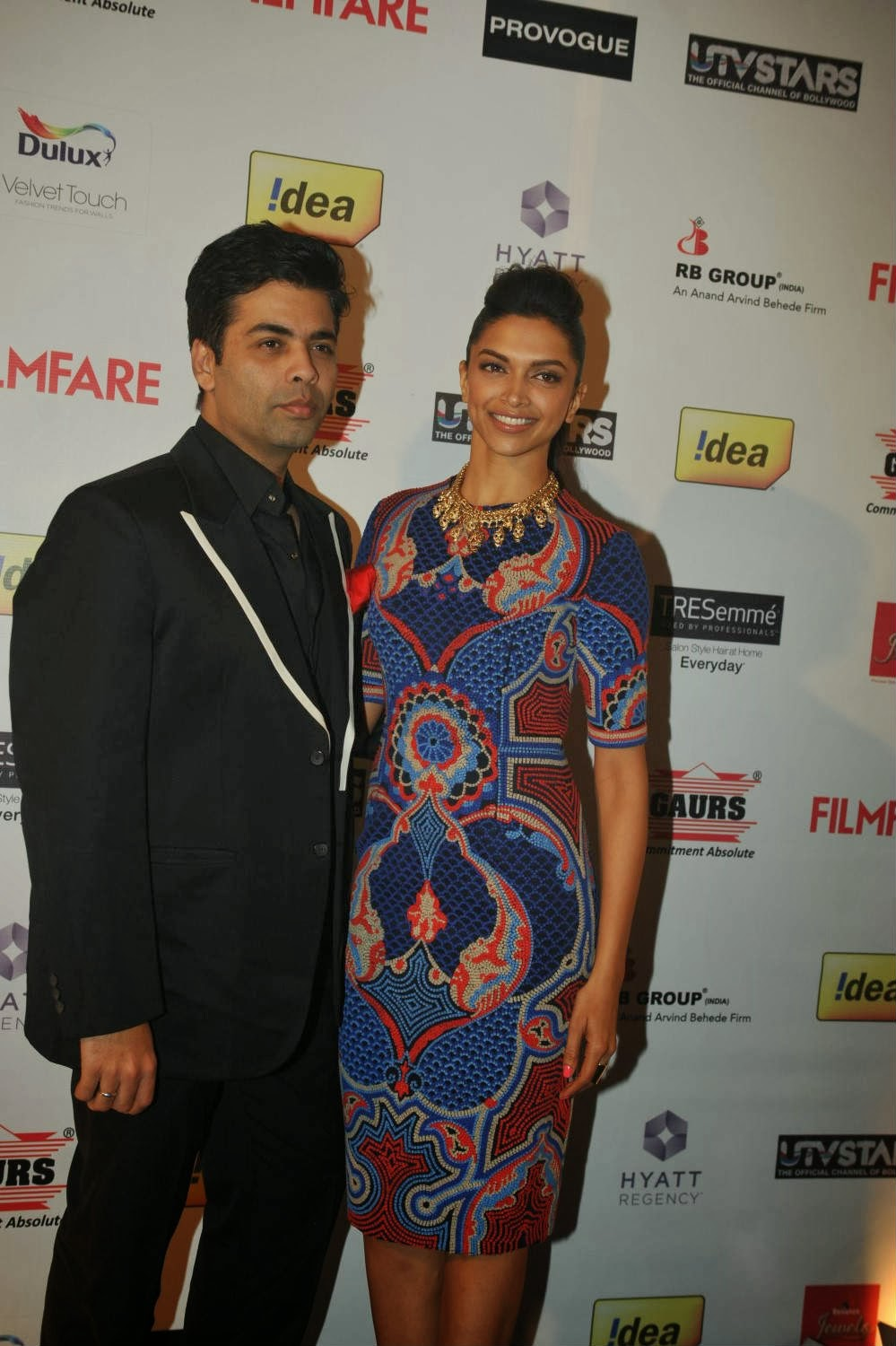 Deepika Padukone at 59th Filmfare Pre Awards Party