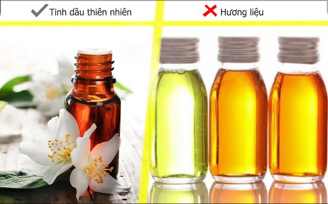 Tham khảo ngay cách phân biệt tinh dầu thật giả tránh mua lầm