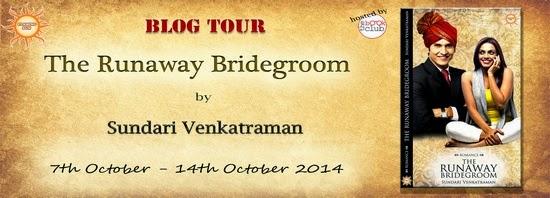 The Runaway Bridegroom by Sundari Venkatraman
