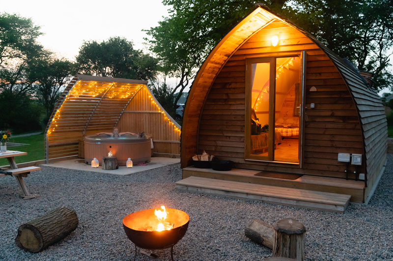Wigwam® Holidays Glamping Break