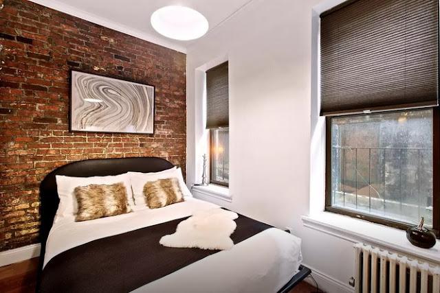 Air BnB Designer 1 Bed Soho/Nolita Bedroom