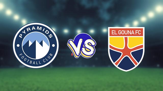 مشاهدة مباراة الجونة ضد بيراميدز 16-08-2021 بث مباشر في الدوري المصري