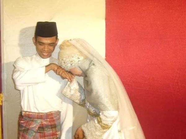 Ustaz Abdul Somad Ceraikan Istri Karena Sudah Tak Cocok