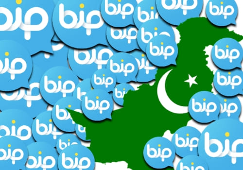 Tak Mau Ketinggalan Netizen Pakistan Mulai Gunakan BiP