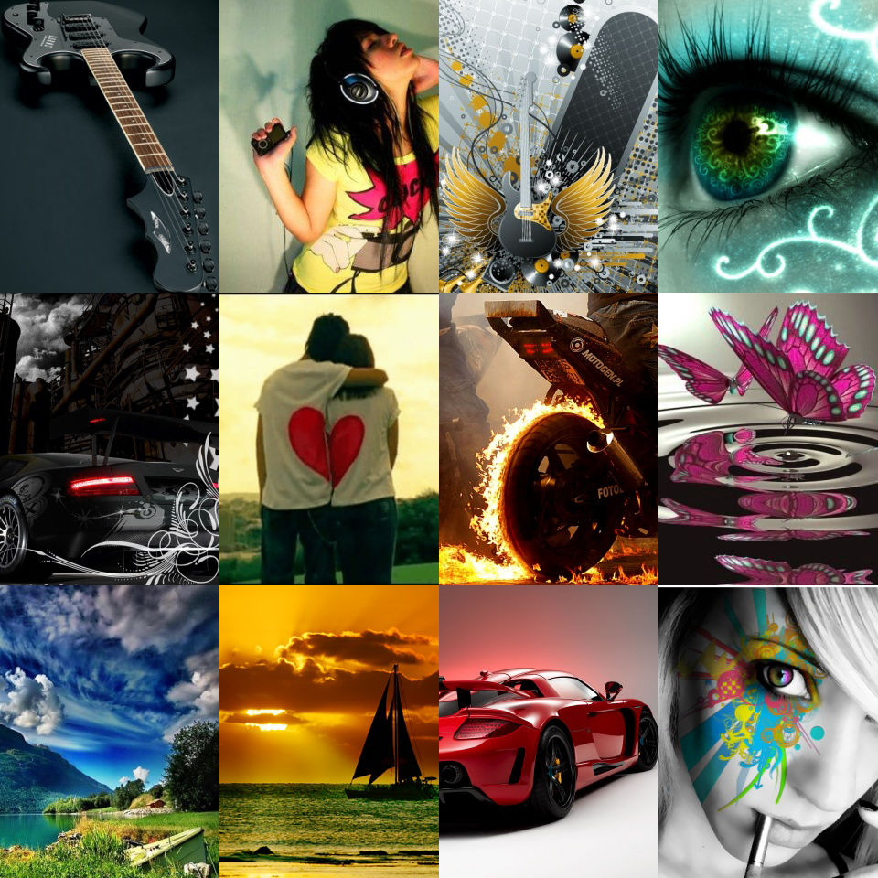 Creative Mobile Wallpapers 240x320
