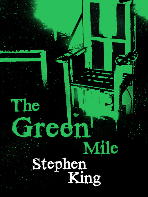 Review The Green Mile By Stephen King Speculative Book Review