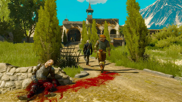 Review – The Witcher 3: Wild Hunt, Blood and Wine murder