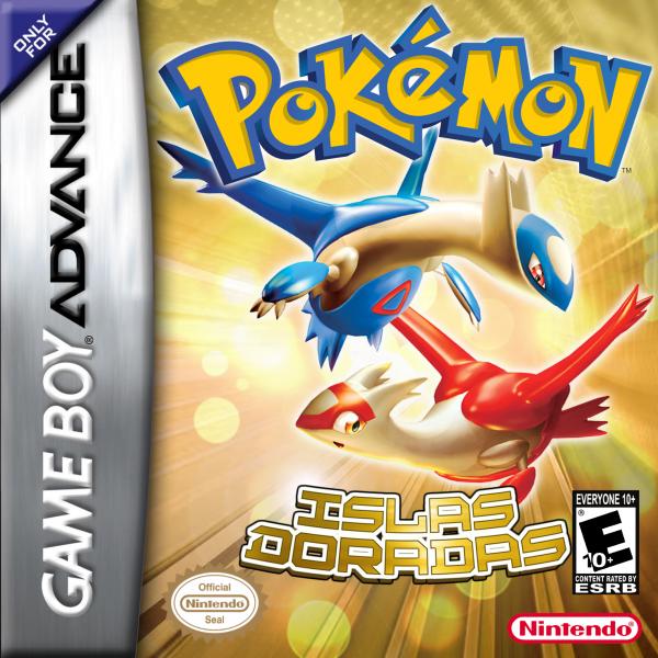 Pokémon Islas Doradas ROM GBA