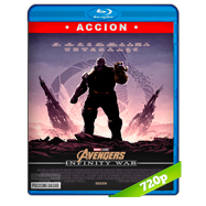 Avengers: Infinity War (2018) BRRip 720p Audio Dual Latino-Ingles
