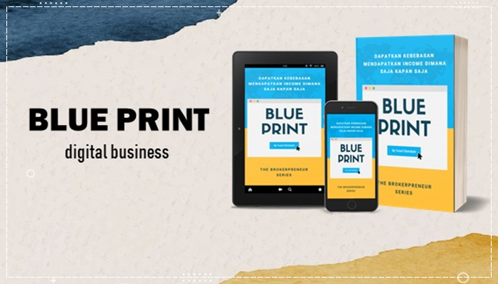 Ebook & Premium Group Blueprint Bisnis Digital