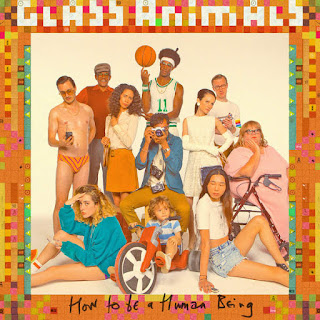Glass Animals - How To Be A Human Being (2016) - Album Download, Itunes Cover, Official Cover, Album CD Cover Art, Tracklist