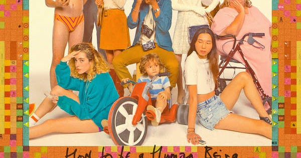 Glass Animals How To Be A Human Being Zip