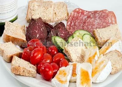Kumpulan Makanan Sehat dan Bergizi