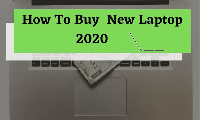 naya laptop kaise kharide