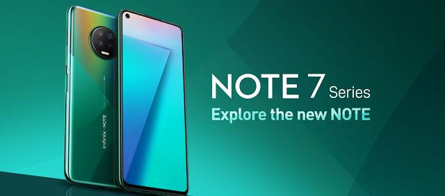১৬ই সেপ্টেম্বর ভারতে লঞ্চ হচ্ছে Infinix Note 7, তার আগেই জানুন সম্পূর্ণ  স্পেসিফিকেশন