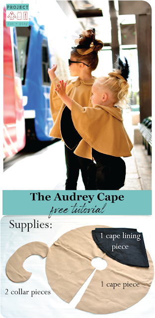 Audrey Cape Tutorial