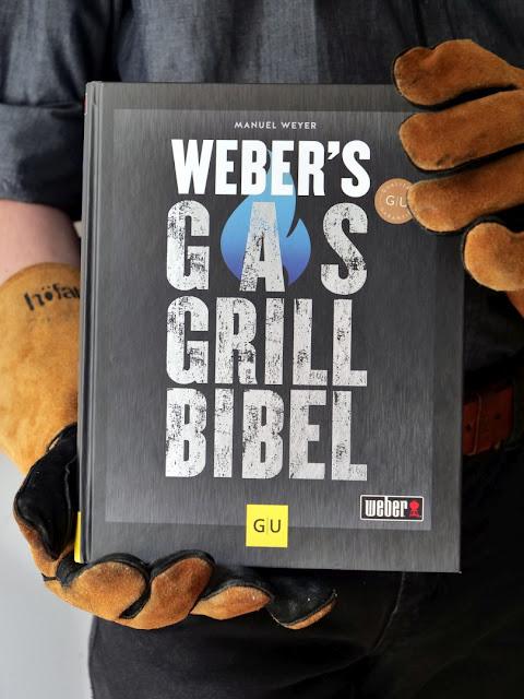Weber's Gasgrillbibel by Manuel Weyer