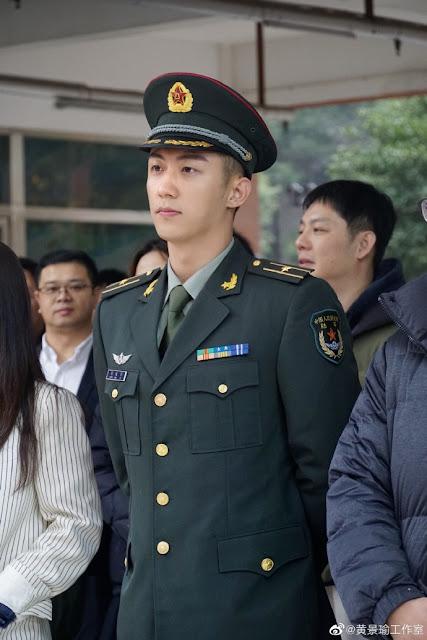dear uniform boot ceremony